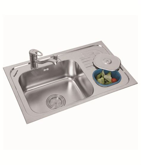 buy anupam silver s s kitchen sink at low price in