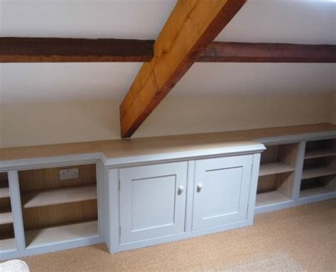 Bedroom Eaves Storage Alcove Cupboards In Eaves Like This Idea For Using