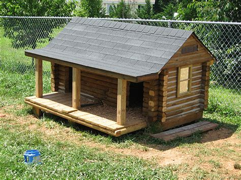 log cabin dog house plans woodwork diy dog house pdf plans