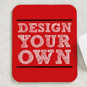 Design Your Own Custom Mouse - personalized mouse pads unique mousepads
