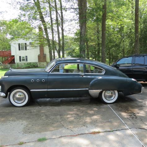 1949 buick sedanette being auctioned on ebay gm authority