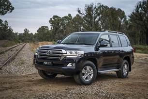 Toyota Land Cruise Toyota Reveals Limited Run Of Land Cruiser Altitude Model