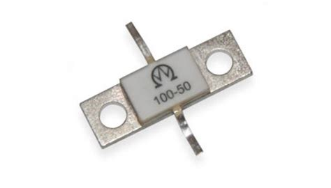 resistor 50 ohm resistor 50 ohm rf 100w components qrpver