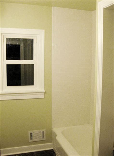 how to install baseboard trim in bathroom bathroom renovation how to install baseboards trim young house love