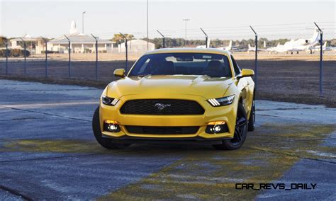 mustang 2015 review 2015 ford mustang ecoboost review