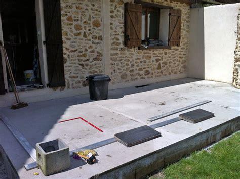 comment nettoyer une terrasse en béton 4171 joint carrelage marron
