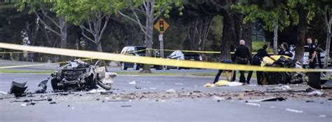 Newport Beach Car Accident On Pch - 5 killed when car smashes into tree in newport beach latimes