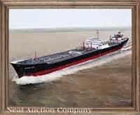 kenricks shrimp boat james l kendrick iii auctions results artnet