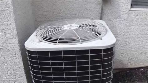 air conditioner fan not spinning ac fan not spinning temporary fix while waiting for