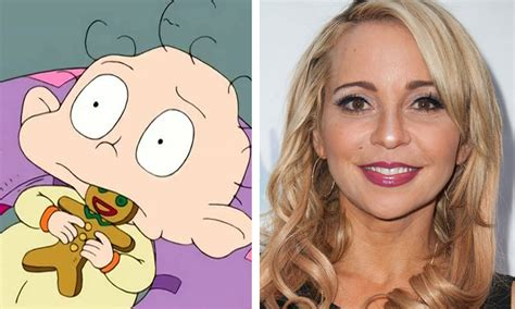 tara strong tommy pickles you won t believe what the rugrats voices look like irl