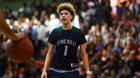 internet roasts lamelo ball  awful game  aau teams