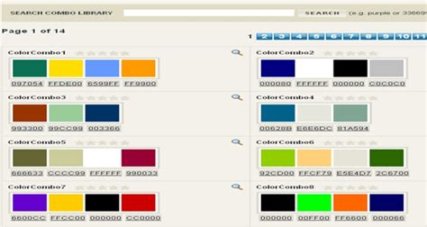 colour schemes for websites 10 best color scheme and palette generators for web designers