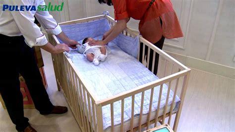 bebes en la cuna c 243 mo colocar al beb 233 en la cuna y caracter 237 sicas de la