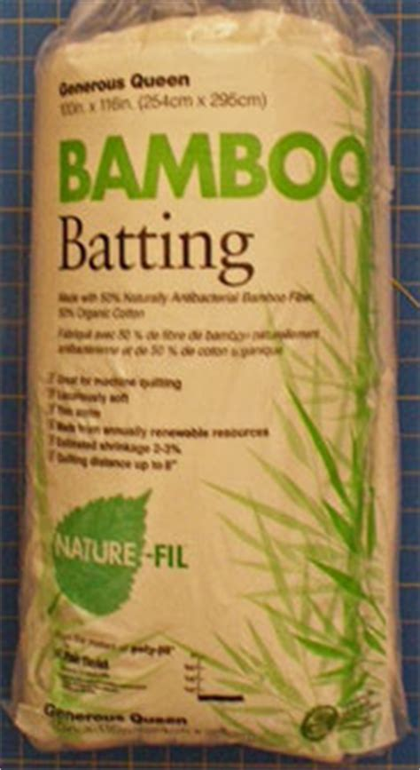 Bamboo Quilt Batting by Bamboo Quilt Batting For Quilting