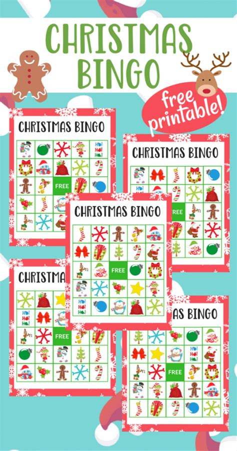 large group preschool christmas activities printable bingo for preschoolers