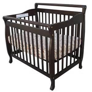Portable Mini Crib On Me 3 In 1 Portable Convertible Crib