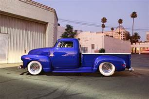 54 Chevrolet Truck 54 Chevrolet Chopped Dropped And
