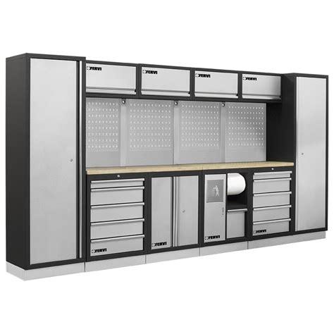 armadi garage arredamento modulare per officina a007b mobili da