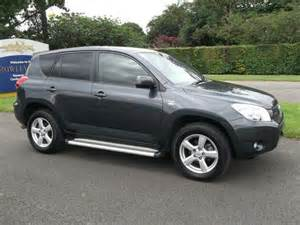 Toyota Rav4 Sale Used Toyota Rav4 For Sale In 4x4 Uk Autopazar
