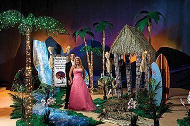 Set Sail to Fun with a Magical Isle Theme Prom   Prom