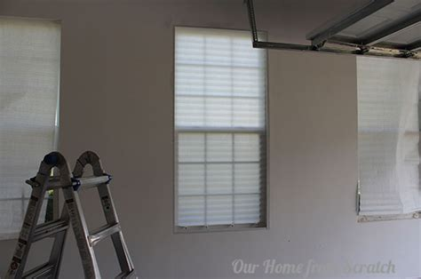 Garage Window Curtains by Hometalk How To Bug Proof Garage Windows