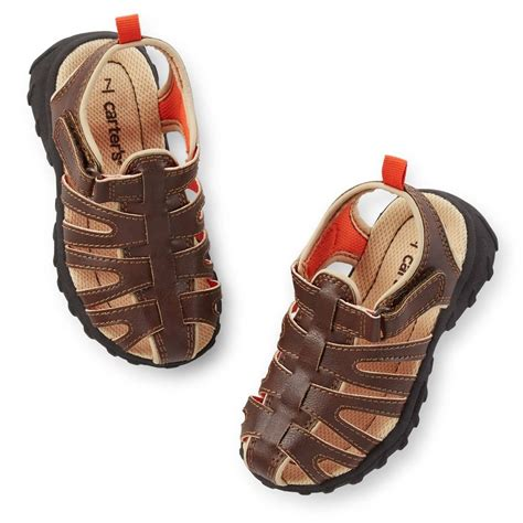 carters toddler shoes s toddler fisherman sandals size 11 new