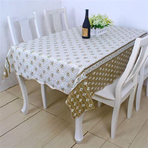 ikea tisch bekleben pvc lace tablecloth toalhas de mesa retangular transparent