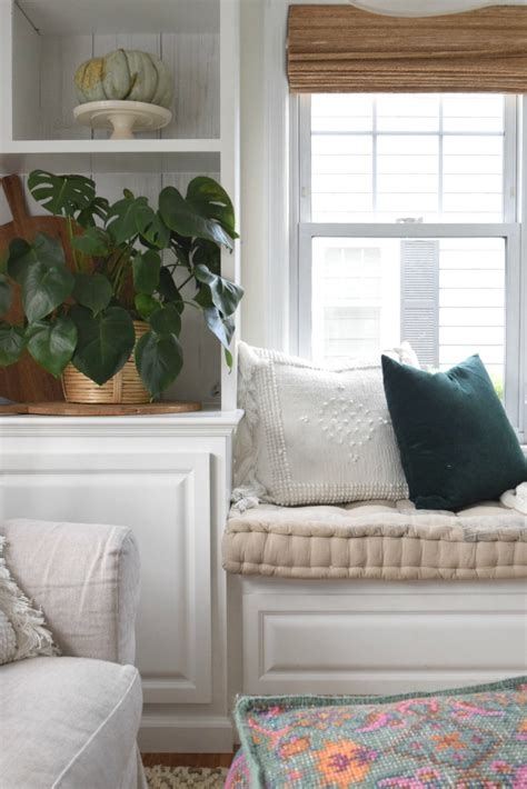 Ready Made Banquette Seating by Window Seat Pillows This Bay Window Seat Cushions Also