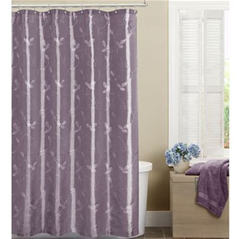 Jcpenney Bathroom Shower Curtains Shadow Vine Shower Jcpenney Bathroom Shower Curtains