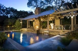 Tec Patio Ii Outdoor Living Ii Rustic Pool Dallas By Pool