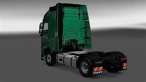 volvo fh  interiorexterior rework  mod euro truck simulator  mods