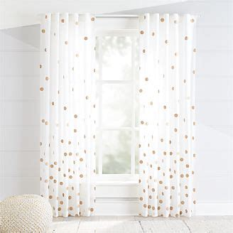 curtains hardware bedroom nursery crate and barrel