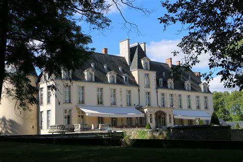 chateau daugerville  star luxury golf spa hotel