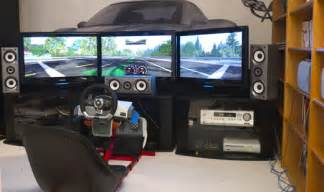 Steering Wheel Setup For Xbox 360 The Ultimate Xbox 360 Racing Setup A Leslie Wong
