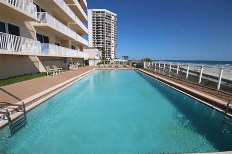 Sanibel Condo Rentals Daytona Beach Shores Goc Vacation Houses For Rent In Daytona Fl