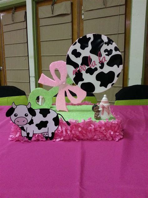 Cow Baby Shower by Moo La La Cow Baby Shower Ideas Photo 1 Of 11