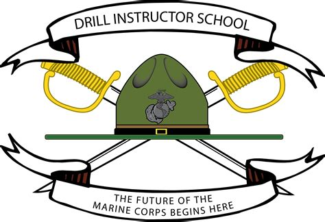 logo instructor drill instructor school