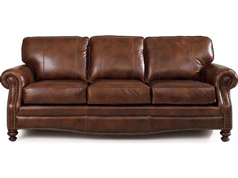 Leather Master Sofa Leather Sofas Leather Master Sofa With Fluffy Rounded Back Cushions Thesofa
