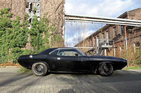 Oldtimer Motorr Der Usa by Dodge Challenger 1973 V8 Motor Der Ber 252 Hmte Us Kult