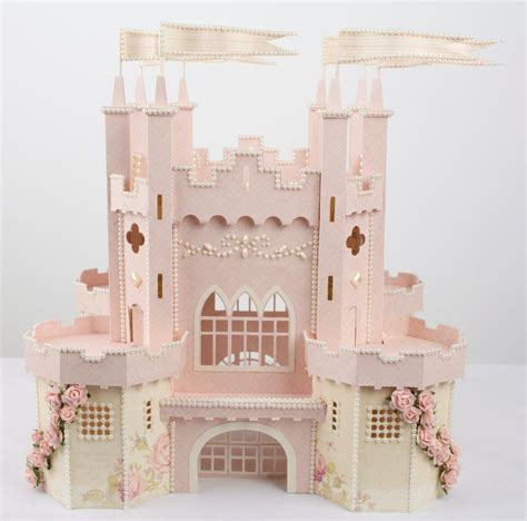 Make A Paper Castle - caroline s fairytale castle tara s craft studio