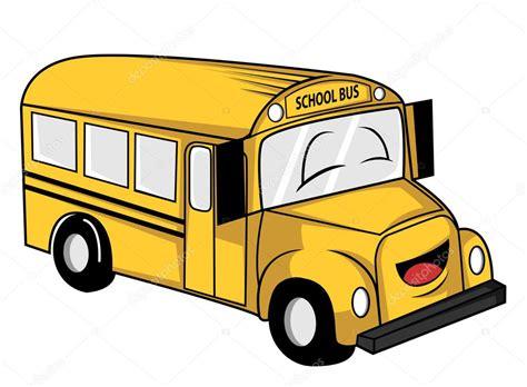 imagenes autobus escolar dibujos animados de autob 250 s escolar vector de stock