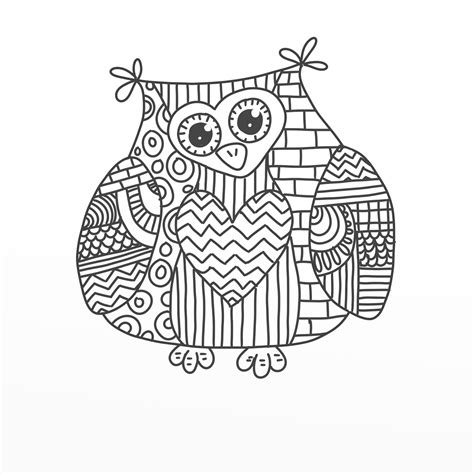 doodle free printables 8 best images of printable detailed doodle page