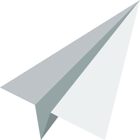 How To Make A Small Paper Airplane - paper airplane icon png www pixshark images