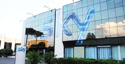 sede sky roma adg informa trasferimento sky tg24 salvi i posti di