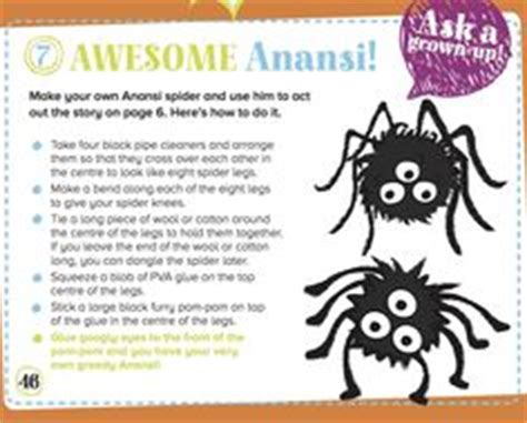 printable version of anansi wisdom story 1000 images about story anansi on pinterest spiders