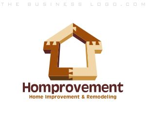 home improvement logo design construction logo designs