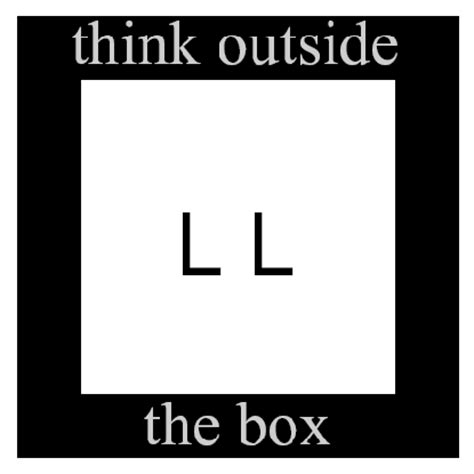 think outside the box puzzle thinking outside the box puzzles