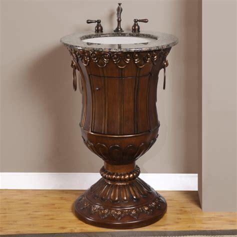 23 inch bathroom vanity 23 inch single bathroom vanity with baltic brown granite uvsr014123