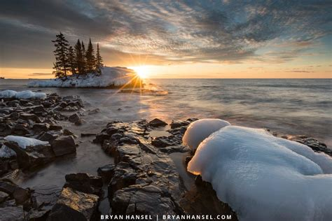 lake superior winter photography workshop