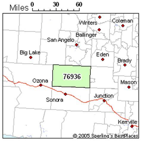 el dorado texas map best place to live in eldorado zip 76936 texas